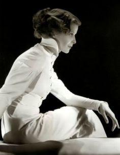 The Power of Glamour and Style - mylusciouslife.com - Katharine Hepburn   www.myLusciousLife.com