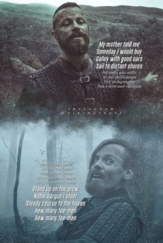 Game Of Thrones Pictures, Viking Wallpaper, Viking Aesthetic, Viking Quotes, King Ragnar, The Last Kingdom, Funny True Quotes, Asatru, Norse Mythology