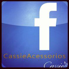 Siga a #Cassie no #face tbm!!! CassieAcessorios Estamos esperando seu #curtir !!! #cassie #semijoias #bolsas #carteiras #clutches #followme #look #likes #good #happy #instagood #moda #fashion