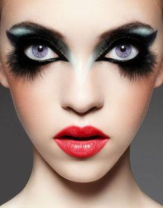 Whoa - major lashes! #inspired #eddiefunkhouser