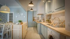 Querido Mudei a Casa - Episódio #2421: Cozinhas escandinavas por Homestories