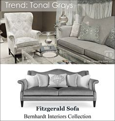 TREND #3: NUANCED & SOPHISTICATED SHADES OF GRAY