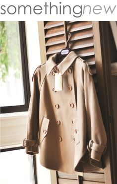 Stella McCartney Trench Cape from Barneys
