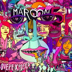Overexposed release day! In my iTunes with lyrics and ready to enjoy!