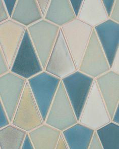 In honor of the #blue sky we're getting today this just seemed fitting.  #tiletuesday #tileaddiction #tile #ceramic #madeforyou #interiordesign #backsplash #design #ihavethisthingfortiles by prattandlarson
