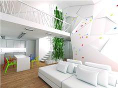 LOFTY - przestrzeń do wyobraźni   Konkurs na aranżację wnętrza loftu Loft Design
