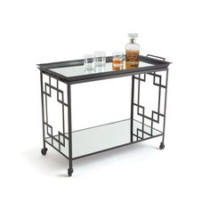 "Outstanding ""gold bar cart decor"" info is readily available on our internet site. Check it out and you wont be sorry you did. Diy Bar Cart, Gold Bar Cart, Bar Cart Decor, Bar Carts, Pub Table Sets, Low Shelves, Bar Furniture, Furniture Design, Kitchen Cart"