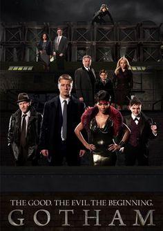 Blog As 1001 Nuccias - resenha do seriado Gotham
