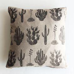 Cactus Pillow +