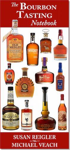 Bourbon Tasting Notebook