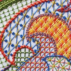 What Makes Crewel Embroidery Crewel Embroidery?