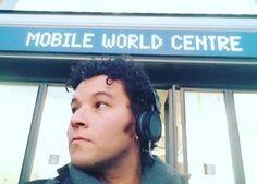 Momentos en el Mobile World Center Barcelona