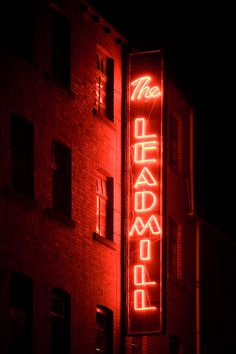 Go to the Leadmill. A frequent winner of 'best clubnight' and 'best live venue' in Sheffield, this iconic spot is well worth a visit.