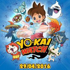 Yo-kai Watch para Nintendo 3DS llegará a Europa el 29 de abril