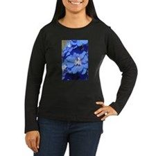 forget me nots Long Sleeve T-Shirt