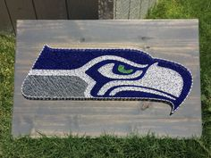 Seattle Seahawks Logo Football Team In The Nfc West