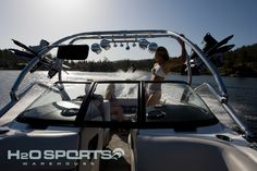 Expanding a boats entertainment system with quality wake tower wakeboard towers provide a place for passengers to hold on to wakeboard racks keep boards aloadofball Gallery