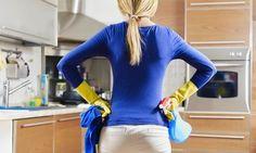 Consejos que te ayudarán a tener una casa limpia y ordenada para primavera. Mejores trucos de limpieza.