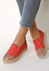 Buty Damskie Kolekcja Wiosna 2019 Shoes Espadrilles Sandal Espadrille