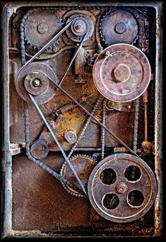 ...clock is ticking, how much is left? And... imagine this as inside of your wristwatch!