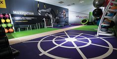 Brandshatch Place Hotel and Spa's purpose-built functional fitness zone