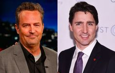 cool Canadian PM Justin Trudeau wants to 'punch' 'Friends' star Matthew Perry Check more at https://epeak.info/2017/04/04/canadian-pm-justin-trudeau-wants-to-punch-friends-star-matthew-perry/