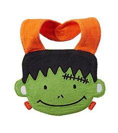 Carter's® Baby Frankenstein's Monster Bib | Bon-Ton