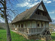Serbia Travel, Vernacular Architecture, Belgrade, Serbian, Macedonia, Slovenia, Traditional House, Old Houses, Romania