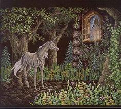 """Teresa Wentzler """"Unicorn"""""""