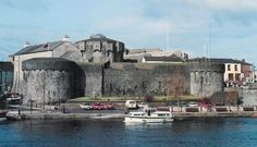 Dominating the town centre, built in Norman times, 1210 is Athlone Castle, with panoramic views of Athlone town and the River Shannon. Description from athlonechamber.ie. I searched for this on bing.com/images