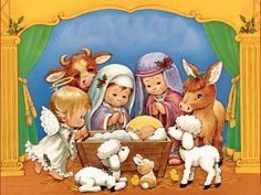Ruth Morehead's The Christmas Story