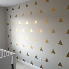 gold triangle decals golden triangle stickers gold vinyl triangle wall art 0036 is part of Gold wall decals - Gold Triangle Decals Golden Triangle Stickers Gold Vinyl Triangle Wall Art 0036 GoldWall art