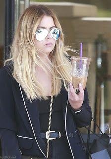 海外セレブスナップ | Celebrity Style: 【アシュレイ・ベンソン】ロングヘアもやっぱり似合う!お買い物中のヘアチェンジしたアシュレイ!