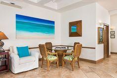 Caribbean living room