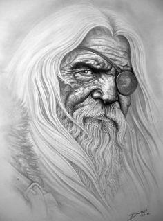 Mighty Odin