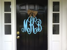 Brooke Key and her husband create unique wooden home decor for indoor and outdoor use.  Their signs can be used on your front door for holidays, football season, or everyday! You can see more on Brooke's facebook page at www.facebook.com/brookekeysheartsdesire