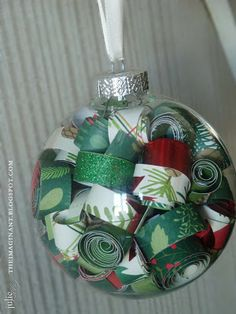 Love this Christmas ornament!