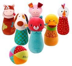 Lilliputiens, un mundo de pequeñas maravillas. #lilliputiensa #juguetes #niños #bebes #unamamanovata ❤ www.unamamanovata.com ❤