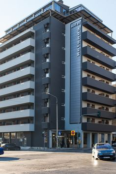 Building of renovated Rotonda hotel Thessaloniki Thessaloniki, Multi Story Building, Exterior, Outdoor Rooms