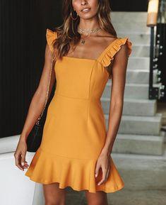 TABITHA Dress via Available at www. Hoco Dresses, Homecoming Dresses, Sexy Dresses, Cute Dresses, Casual Dresses, Fashion Dresses, Dresses For Work, Elegant Dresses, Tight Dresses
