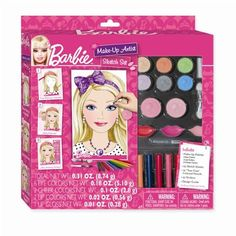 Barbie Make-Up Artist Kit Only $5.89! (reg. $15.99)  becomeacouponqueen.com