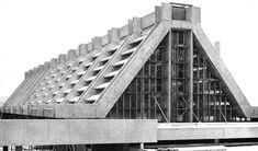 Image result for brutalist glass roof