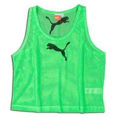 Puma Training Bib, Fluo Green, Small by PUMA. $9.89. Lightweight training bib