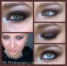 A.B. Photography and Make up Art : A.B. Photography and Make up Art : Augen Make up