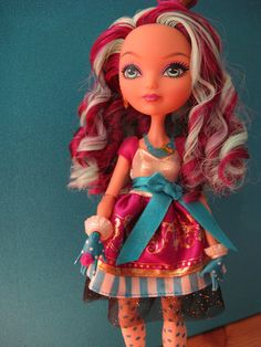 Madeline Hatter, Ever After High doll-- my first! | Flickr - Photo Sharing!
