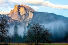 Photograph Yosemite - Half Dome by Sid Phadnis on 500px