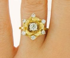 The American Beauty Ring: Loooooooove!! #BrilliantEarth