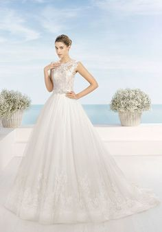 Luna Novias TARANTO Ball Gown Wedding Dress