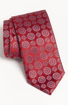 Canali Woven Silk Tie | Nordstrom