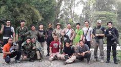 Indonesia airsoft gun